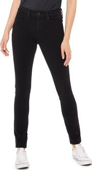 Levis Black 311 Skinny Shaping Jeans