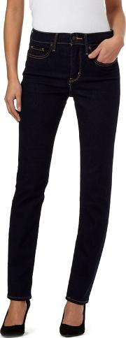Levis Dark Blue 312 Shaping Slim Jeans