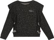 Levis Girls Black biarritz Sweater
