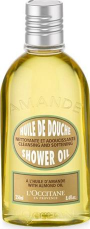En Provence almond Cleaning And Softening Shower Oil 250ml