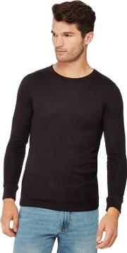 New England 2 Pack Black Thermal Tops