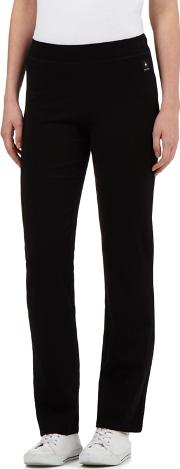 New England Black Slim Leg Jogging Bottoms