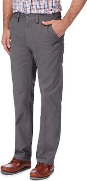 Grey Chino Trousers