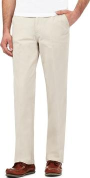 Natural Tailored Fit Chinos