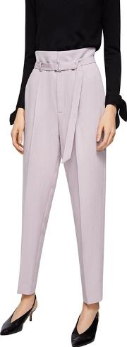 Pale Pink manuli Trousers