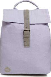 Lilac canvas Day Pack Backpack