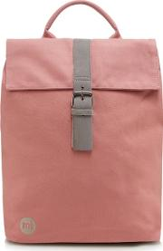 Pink Canvas day Pack Backpack