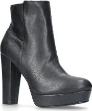 Shez' High Heel Ankle Boots