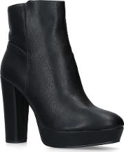 Miss Kg Black shez 2 High Heel Ankle Boots
