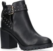 Miss Kg Taffy Ankle Boots