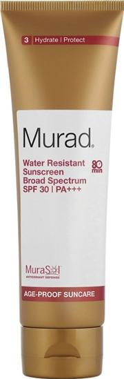 Water Resistant Spf 30 Sunscreen 125ml