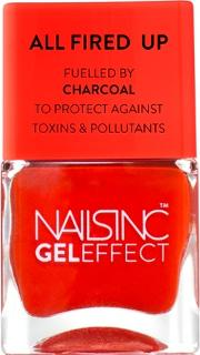 . portland Square Fuelled By Charcoal Nail Polish 14ml