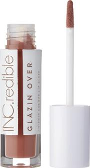 Inc.redible glazin Over Long Lasting Intense Colour Lip Gloss 3.4ml