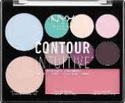 contour Intuitive Amplify 01 Eye And Face Sculpting Makeup Palette