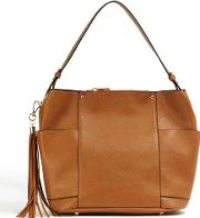 Tan holly Hobo Bag