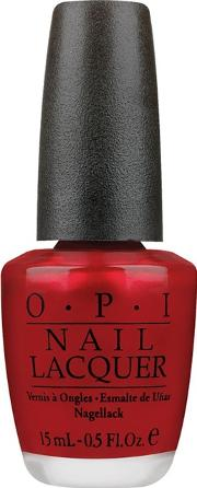 An Affair In Red Square Nail Polish 15ml