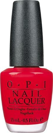 Big Apple Red Nail Polish 15ml