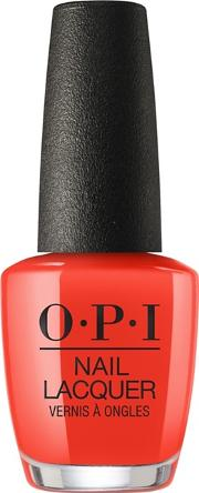 lisbon A Red Vival City Nail Polish 15ml
