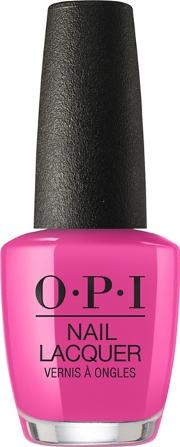 lisbon No Turning Back From Pink Street Nail Polish 15ml