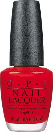 Red Nail Polish 15ml