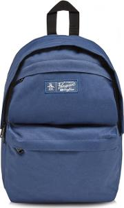 Blue chatham Scribble Backpack