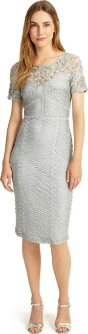 Gianna Tapework Dress