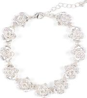 Metallic Aya Flower Bracelet