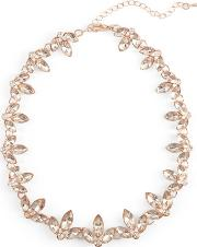 Natural Alannah Navette Necklace