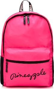 girls Pink Backpack
