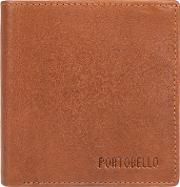Tan roderick Fine Leather Rfid Wallet