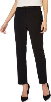 Black Suit Tapered Trousers