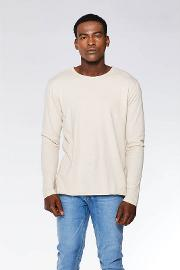 Stone Long Sleeves Muscle Fit T Shirt