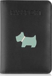 Leather heritage Dog Passport Cover