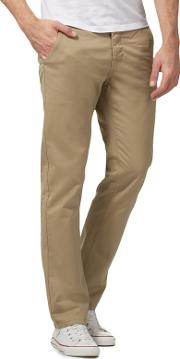 Big And Tall Natural Slim Chino Trousers