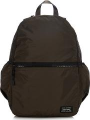 Khaki Badge Backpack