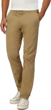 Natural Skinny Chino Trousers
