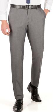 1037ea81ad1964 Silver Grey Tonic Slim Fit Suit Trouser. red herring