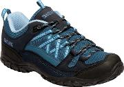 Blue lady Edgepoint Walking Shoes