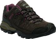 Brown lady Holcombe Walking Shoes