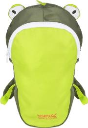 Green zephyr Kids Day Pack