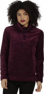 Purple hermina Fleece