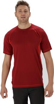 Red volito Technical T Shirt