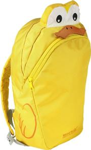 Yellow zephyr Day Pack