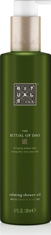 the Ritual Of Dao Shower Oil 200ml
