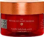 the Ritual Of Happy Buddha Body Cream 220ml
