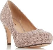 Rose bolla High Stiletto Heel Court Shoes