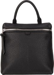 Black Marti Small Backpack