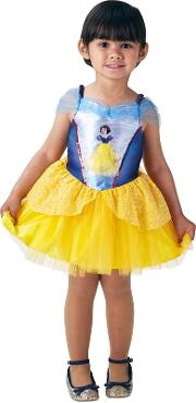 Disney Princess Ballerina Snow White Costume Small