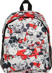 Mickey Mouse Aop Backpack