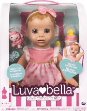 Luvabella Responsive Baby Doll Blonde Hair
